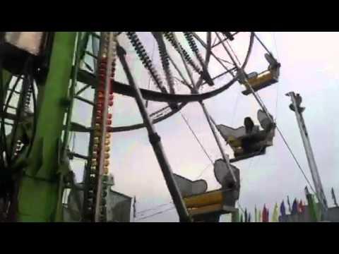 Carnival Ride Ferris Wheel