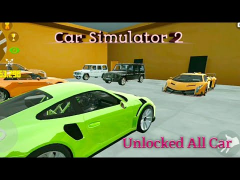 car-simulator-2-by-oppana-game---unlocked-all-car---android-gameplay