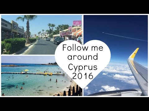 Cyprus, Holiday Vlog 2016