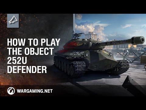 World of Tanks - Object 252U Defender