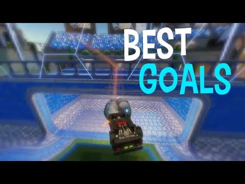 Thumbnail: Best Goals Rocket League #20