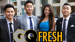 HOW TO BE GQ FRESH! (Asian Guys In Suits) Thumbnail