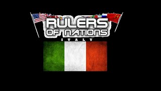 Rulers of Nations 2 - Italy [2024]
