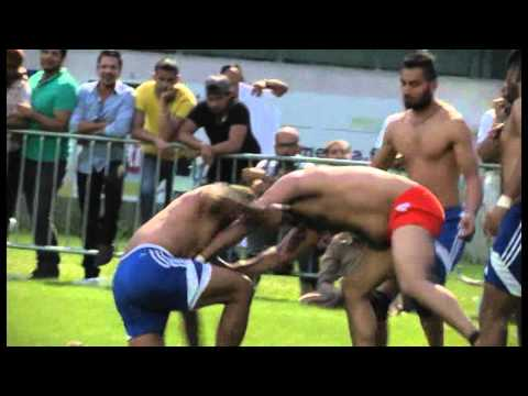 SINGH SABHA SPORT CLUB FRANCE KABADDI PART 6  FINAL MATCH 2015