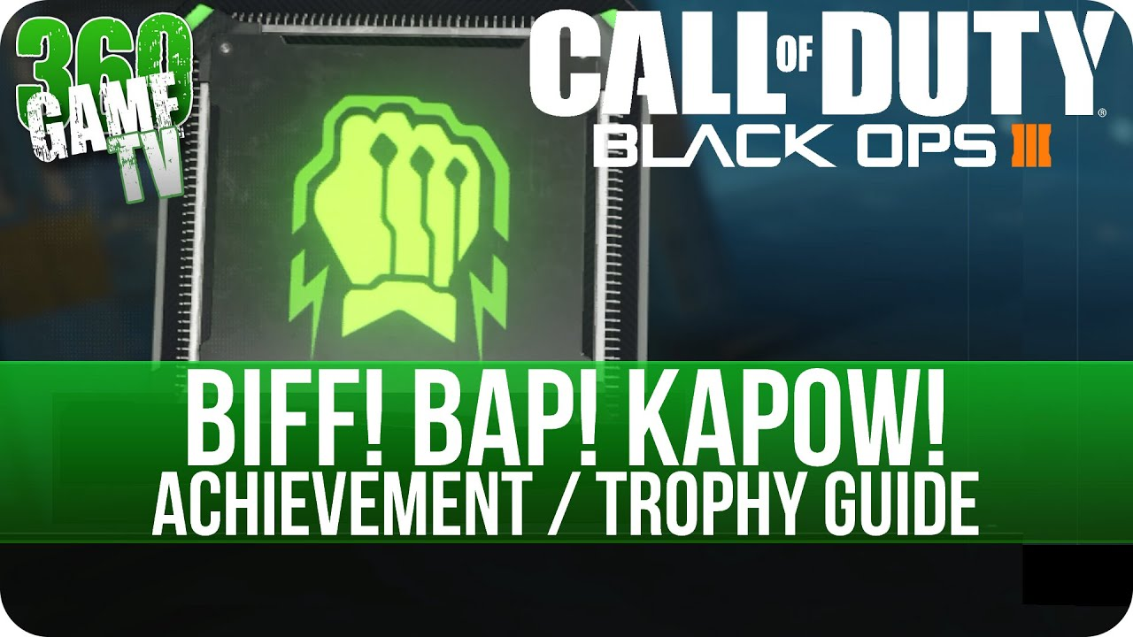 Vehicular Slaughter Trophy - Call of Duty: Black Ops ...