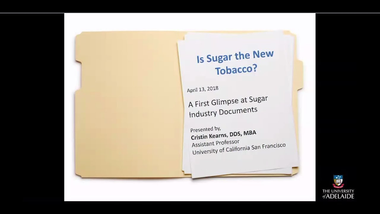 Forum on this topic: Is Sugar the New Tobacco, is-sugar-the-new-tobacco/