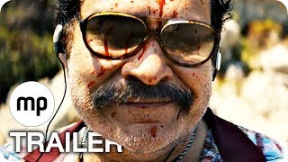 NARCOS: MEXICO Trailer 2 Deutsch German (2018) Netflix Serie