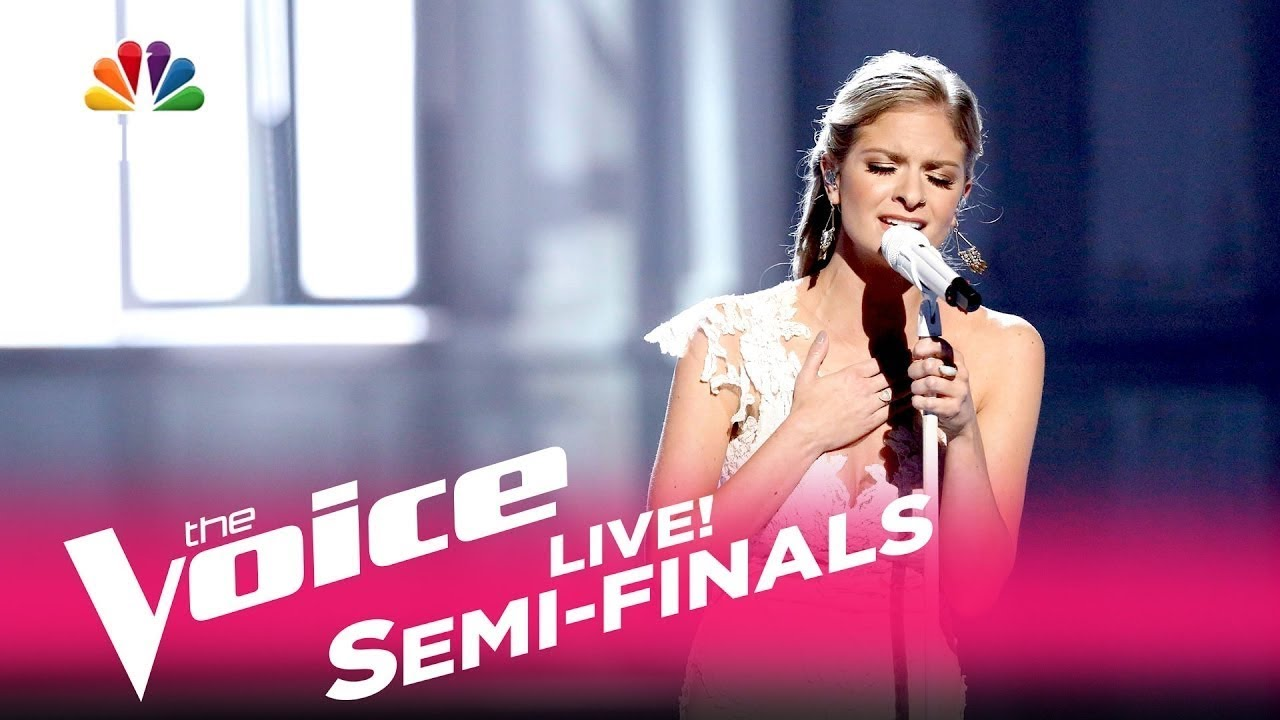 """The Voice 2017 Lauren Duski - Semifinals: """"Ghost in This House"""""""