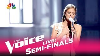 The Voice 2017 Lauren Duski - Semifinals: Ghost in This House