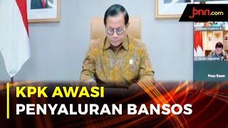 Jokowi Libatkan KPK Dalam Proses Penyaluran Bansos, Tujuannya? - JPNN.com