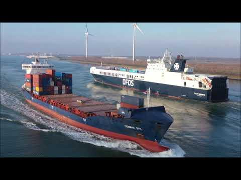 Rotterdam Shipping Part-1