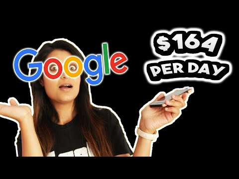 How To Make Money Online With Google [$164 Per Day ] Worldwide and Free