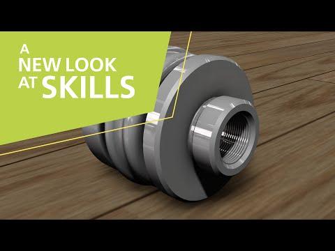 A New Look At Skills, 2015: 06 – CNC Turning
