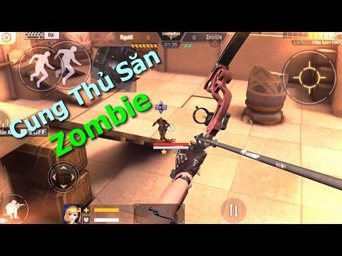[Tập Kích] Blood Fox Bow Săn Zombie Khá Thú Vị - Bình Luận Tập Kích