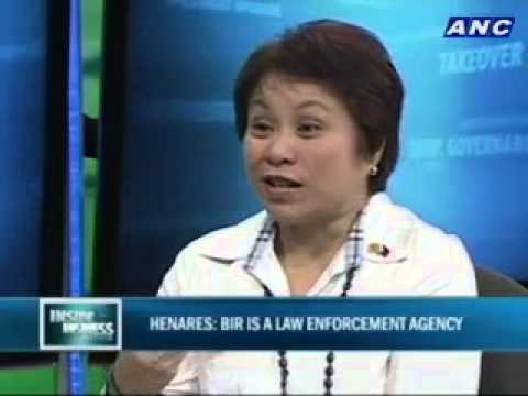 Inside Business: Tax Collection in PH