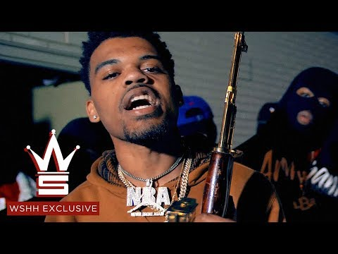"NBA OG 3Three ""Back On It"" (WSHH Exclusive - Official Music Video)"