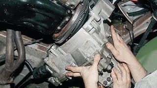 Как снять коробку передач. КПП. ВАЗ 2110, 2111, 2112.