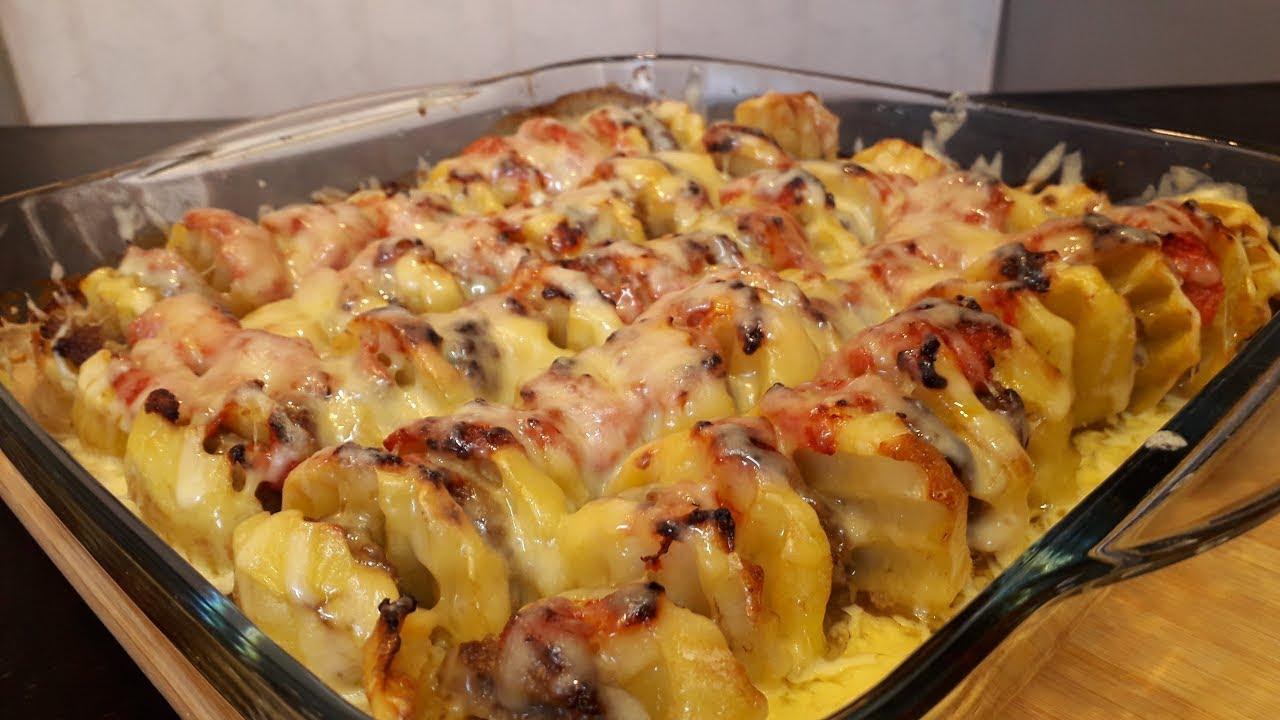 Sobada ət və kartof yeməyi, yemek reseptleri