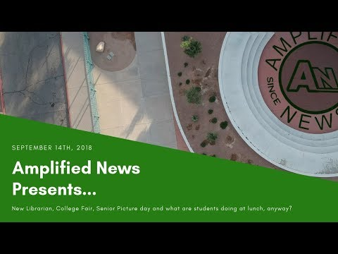 9-14-18 Amplified News Presents