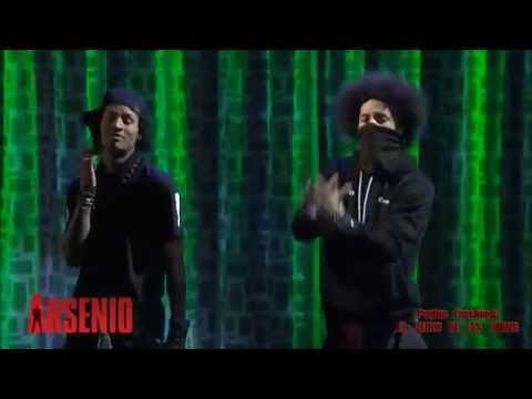 """LES TWINS"" Dj Quicksilver - Ameno - Adaptada a su Hip-Hop (Sesion Arena)"