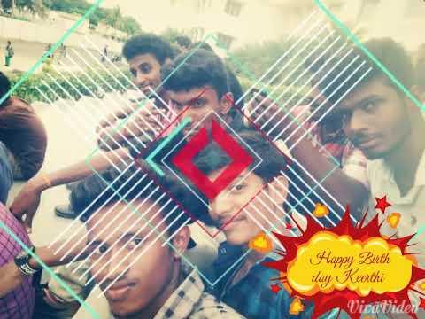 Birthday celebration my frnd