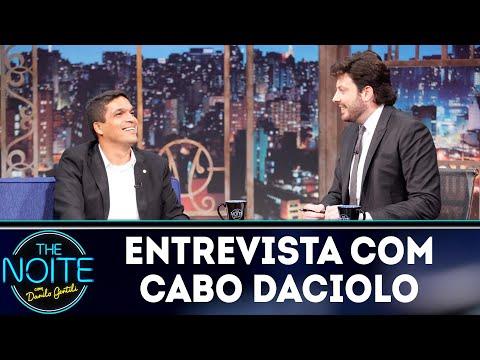 Entrevista com Cabo Daciolo  The noite 291018