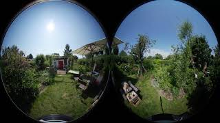 Parzelle 360 - bei Jan und Jasmin, aus Bornholm Zwei