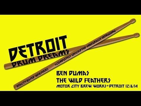 Ben Dumas--Detroit Drum Dreams INT