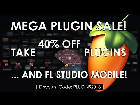 SALE | Take 40% Off Plugins!