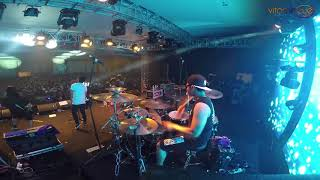 [Drum Cam] Jamrud Live In The Sounds Project 2019 Full Concert
