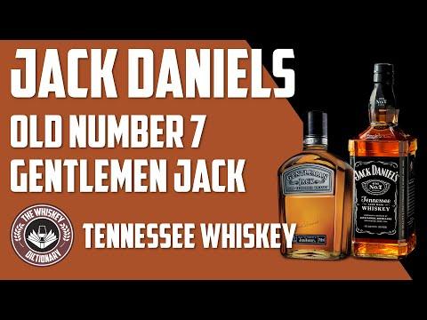 Jack Daniel's Old #7 and Gentleman Jack - Review #1