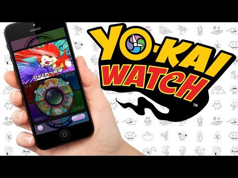 INFO-KAI - L'ACTU YO-KAI WATCH ! 3 Jeux Mobile !