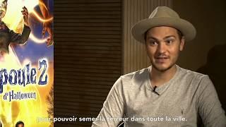 Chair de Poule 2 : Les Fantômes d'Halloween - Featurette Jeff Panacloc