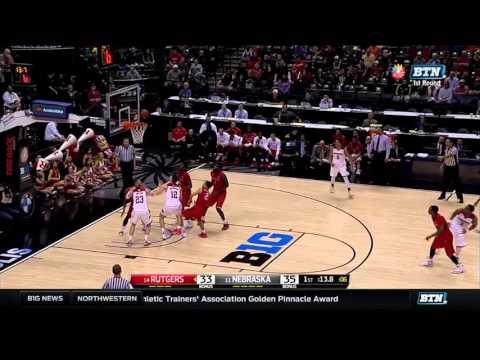 Rutgers vs. Nebraska - 2016 Big Ten Men