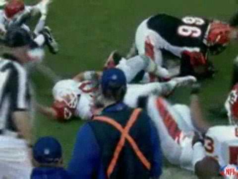 Bengals vs Chiefs 2006 Week 1