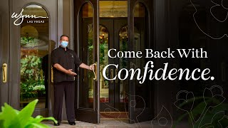 Wynn Las Vegas: Come Back with Confidence