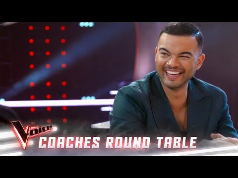 OId Coaches, New Coaches And Dispelling Rumours (Coaches Round Table) | The Voice Australia 2019