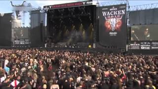 Testament - Wacken 2012 [HD]