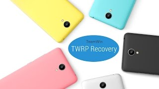 Cómo instalar el TWRP en el Xiaomi Redmi Note 2