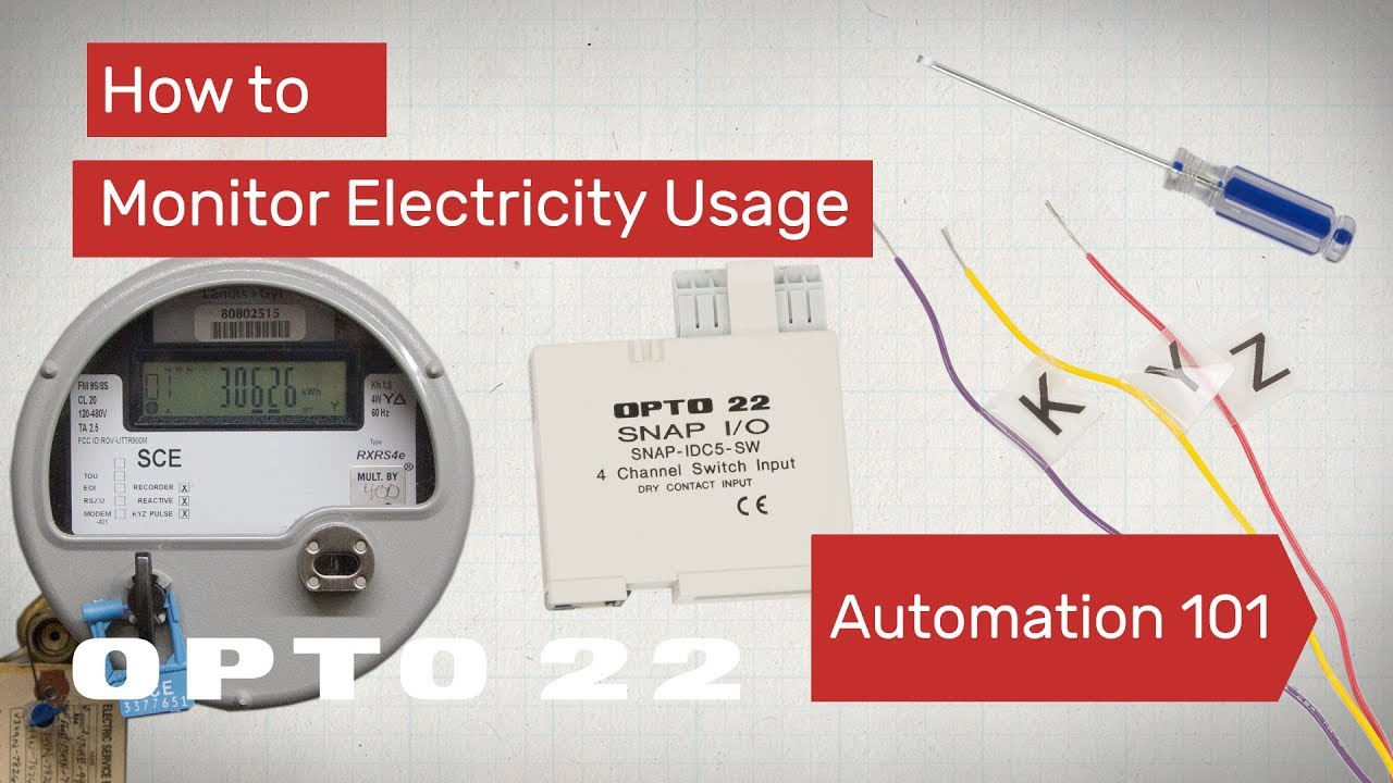 How To Monitor Electricity Usage In Real Time For The Iot Youtube Electrical Wiring Problems Why You Need Own A Meter