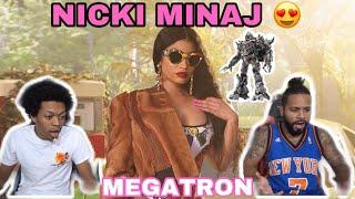 NICKI WILL YOU MARRY ME PLEASE 😍💍 Nicki Minaj - MEGATRON   FVO Reaction
