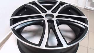 Автодиски Lege Artis VW27 R18 MBF(Выполненный заказ Диски Lege Artis VW27 R18 MBF Цена - 7400 руб. Интернет-магазин