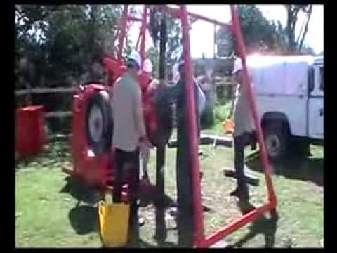 Dando Drilling Myanmar AliveWell Dando Training - Water Exploration