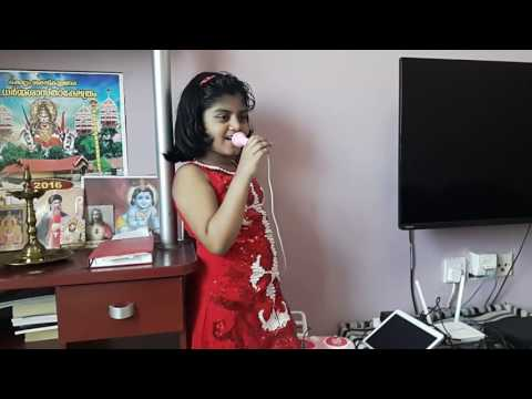 Riketha singing pumaram song 2016