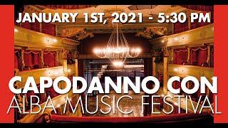 Concerto di Capodanno - Suoni d'inverno 2020/2021