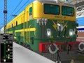 12078/Vijayawada - Chennai Central Jan Shatabdi Express    Part One    IR In MSTS Open Rail