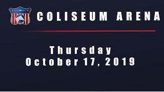 2019 Quarter Horse Congress - Coliseum - Thursday - October 17, 2019