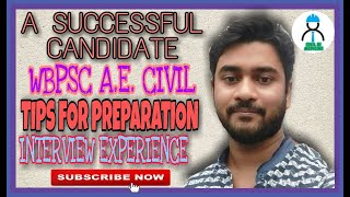 A SUCCESSFUL CANDIDATE II WBPSC A.E.-2016 II PREPARATION STRATEGY II INTERVIEW EXPERIENCE
