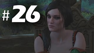 The Witcher 3 Wild Hunt Part 26 - Lessons - Gameplay Walkthrough PS4
