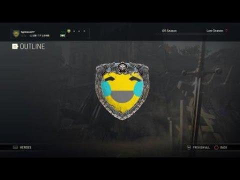 LMAO emoji emblem